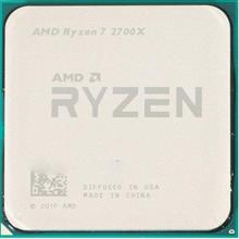 AMD RYZEN 7 2700X 3.7GHz AM4 Desktop TRAY CPU